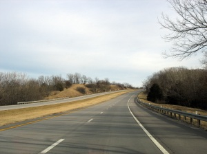 An elusive open road in New Jersey