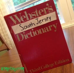 South Jersey Dictionary