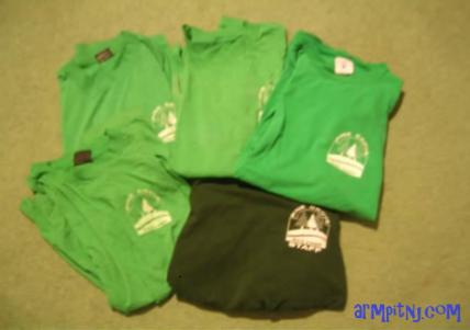 PG shirts